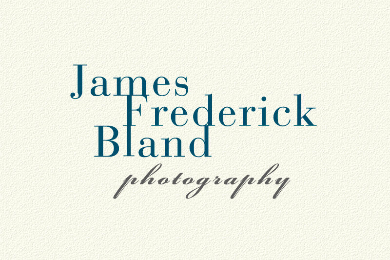 James F Bland Photography Logo