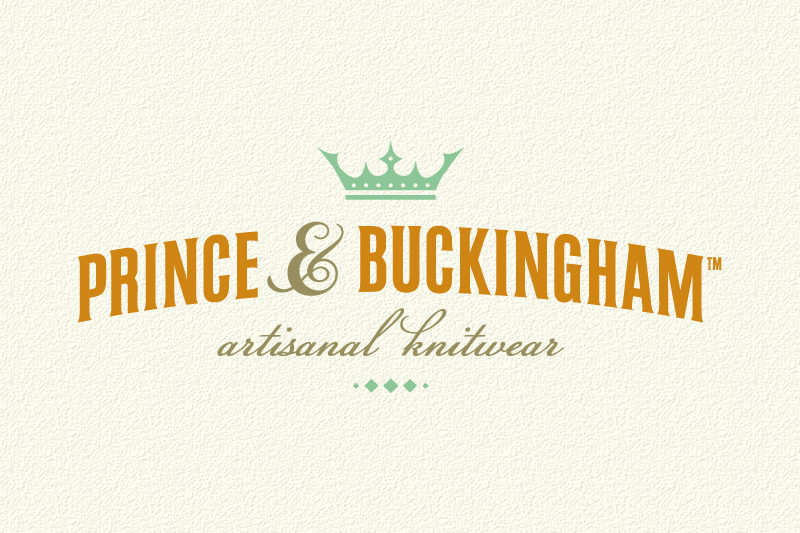 Prince and Buckingham Logo