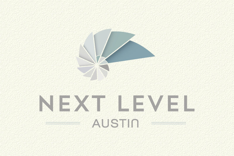 Next Level Austin Logo Design