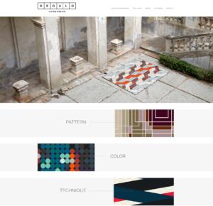 Dedalo Living Web Design
