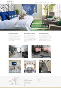 Aztec Rug and Carpet Branding & Web Design