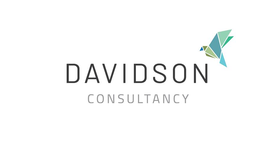 Davidson Consultancy Logo Design