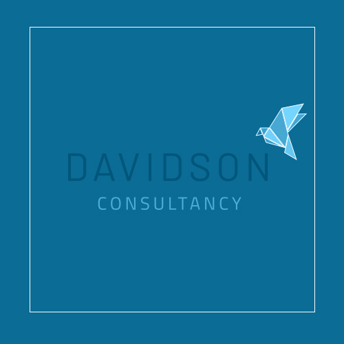 Davidson Consultancy Logo Design and Branding