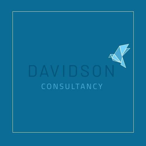 Davidson Consultancy Logo Design and Branding